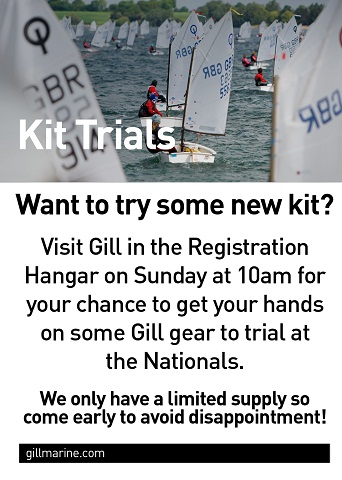 Gill Kit Trials Sun am